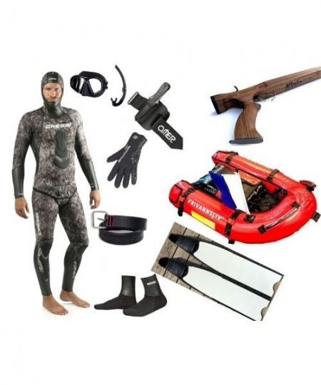 Premium Pakken Undervandsjagt 450x540 - Uv-jagt sæt