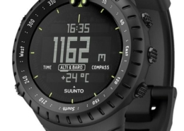 Suunto Core All Black Outdoorur 260x185 - Suunto - Core Black Red Outdoorur