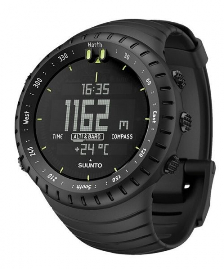 Suunto Core All Black Outdoorur 450x540 - Suunto - Core All Black Outdoorur