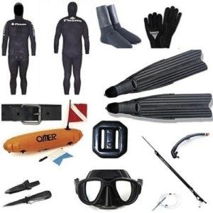 Undervandsjagt 7 mm Standard Pakketilbud 300x300 - Premium Pakken - Undervandsjagt
