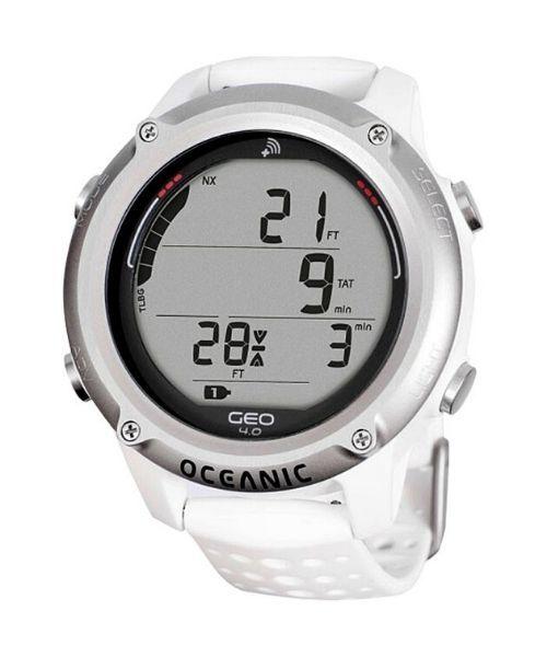 Oceanic Geo 4.0 Dykkercomputer - Oceanic Geo 4.0 Dykkercomputer