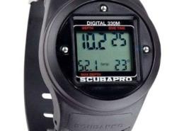Scubapro Digital 330 Dykkercomputer 260x185 - Salvimar DEEPER - Fridykkerur