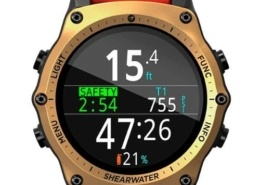 Shearwater Teric Gold Dykkercomputer Limited Edition 260x185 - Suunto D6i Novo Zulu Dykkercomputer
