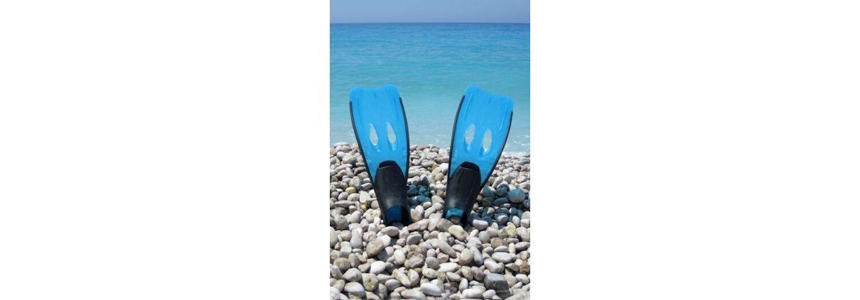 Svømmefødder til snorkling side - Svømmefødder til snorkling