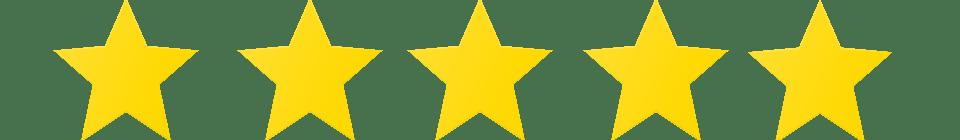 5 stjerner - Hold Vejret længere - online kursus