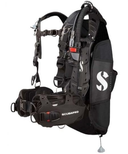 Scubapro Hydros Pro BCD Mand Medium 450x540 - BCD veste til dykning