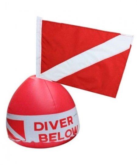 IST Diver Below boeje 450x540 - Dykkerbøje til scuba